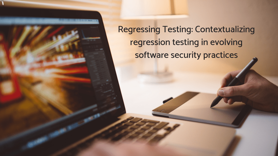 Regressing Testing in USA Australia