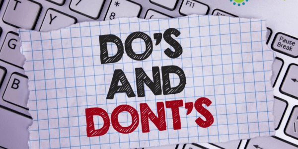 Dos and Don'ts of Test Automation