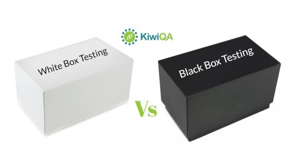 Black Box Testing Vs. White Box Testing