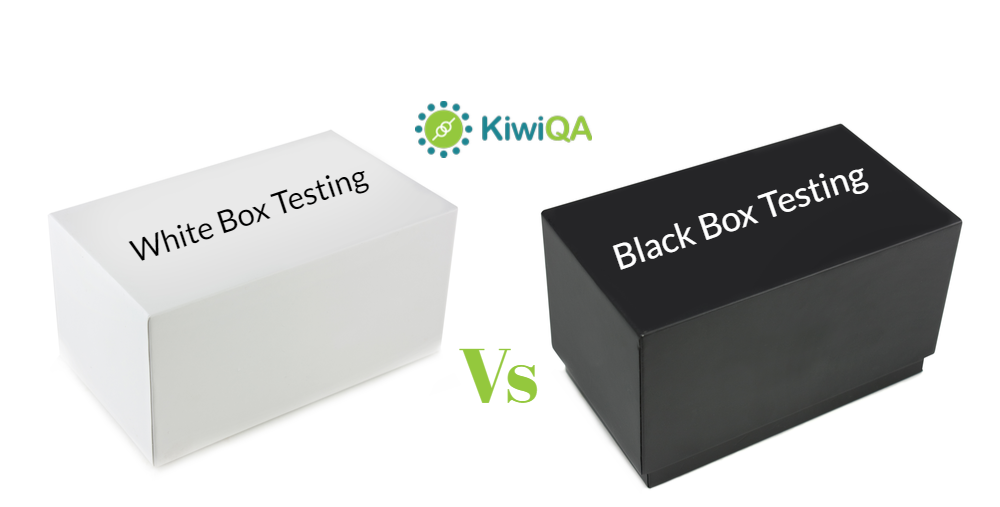 Black Box Testing Vs. White Box Testing
