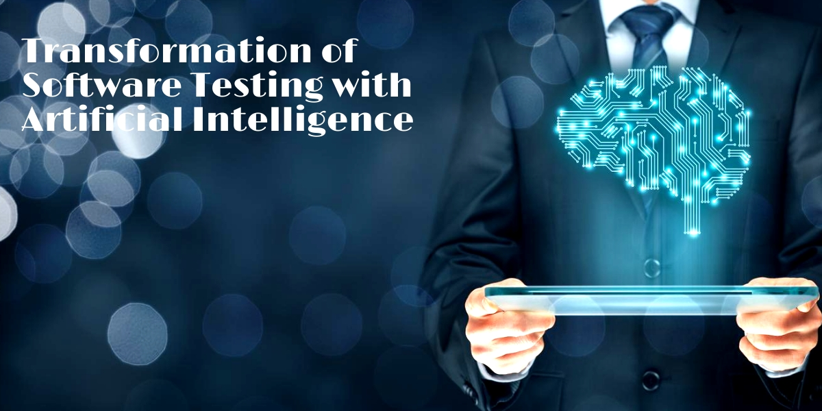 Transformation of Software Testing with AI