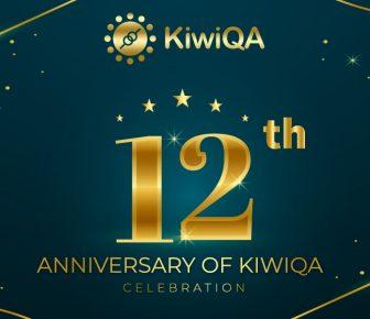 KiwiQA 12th Anniversary