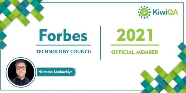 KiwiQA Forbes Technology Council